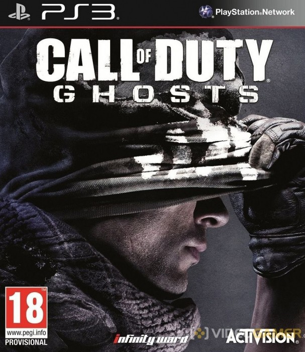 Call Of Duty ghots Ps3