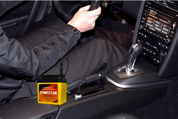Bateria Auxiliar Portàtil Jumpstar Voyager VR-8100 30Volt