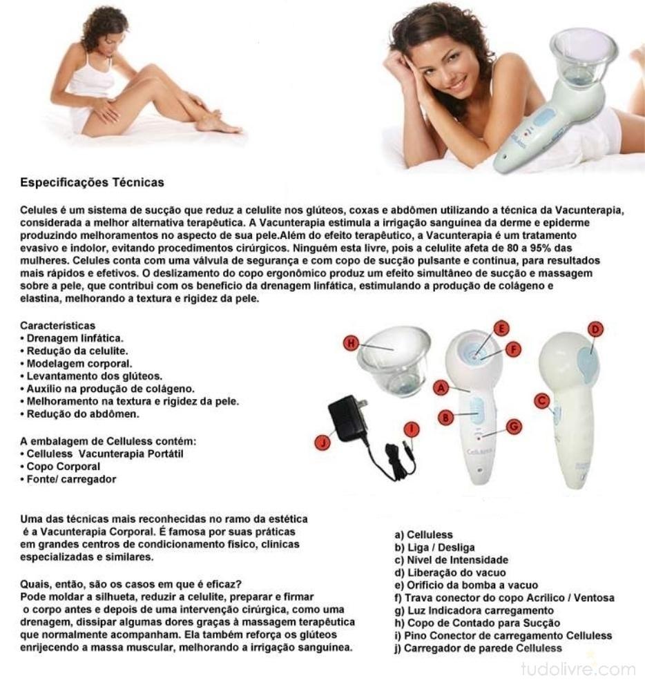 MOREFITNESS MASSAGEADOR ANTI CELULITE CELLULESS I