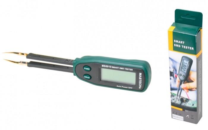 Medidor Digital SMD Tester Modelo MS-8910