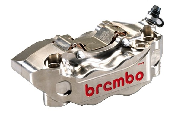 Brembo Caliper Kit HPK Nickel Finish Radial - (220A80210)