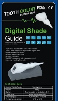 Dental Equipment Tooth Color Comparator
