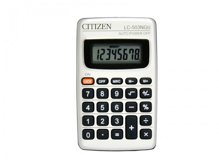 Calculadora Citizen Modelo LC-503ng