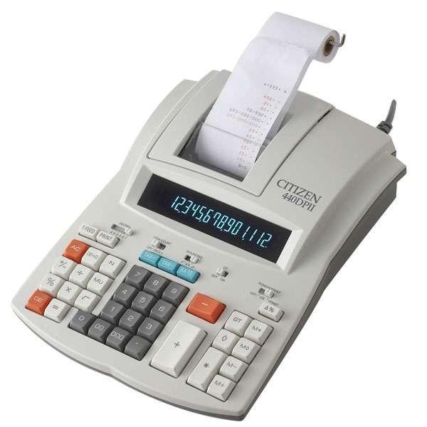 Calculadora Citizen Modelo 440DPN / 220v