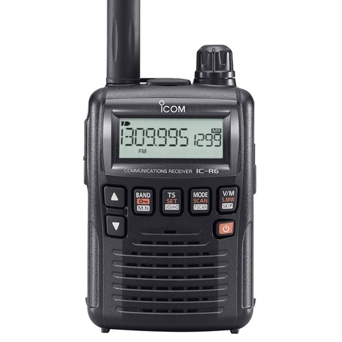 ICOM RADIO RECEPTOR IC-R6