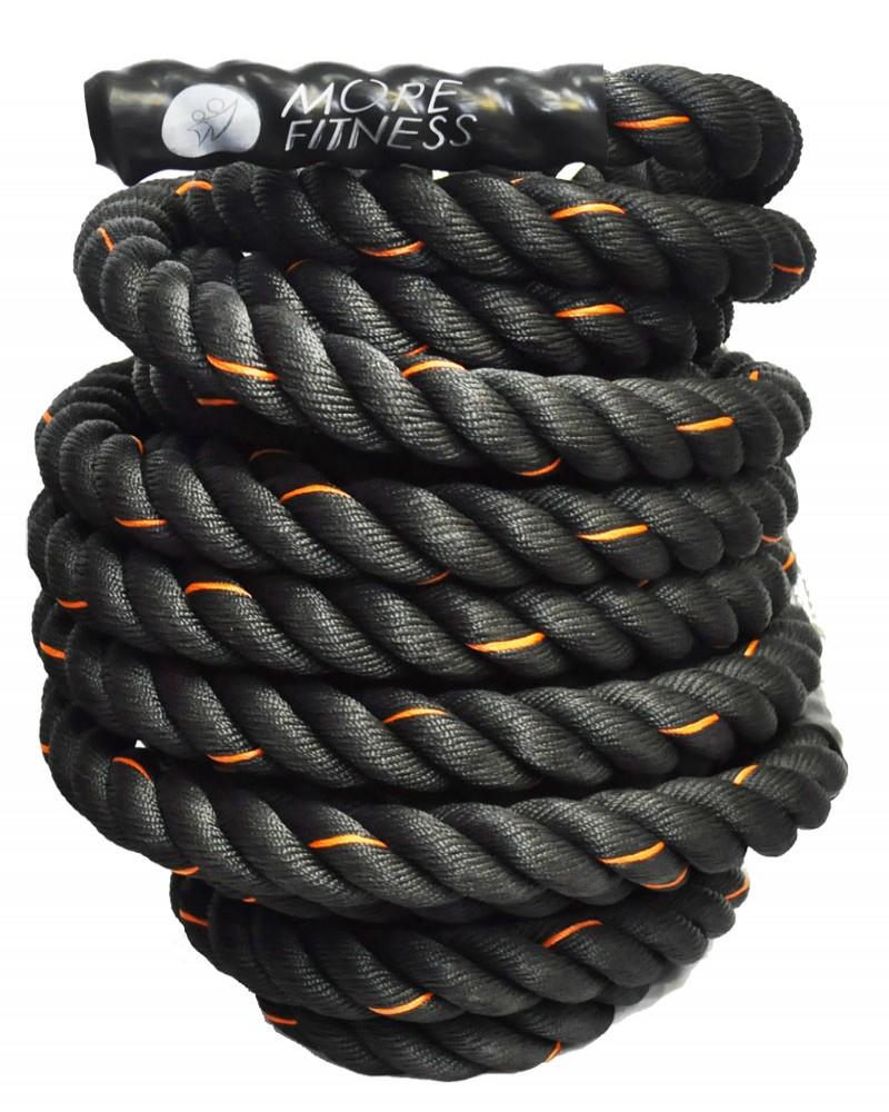 Corda Naval de Batalha More Fitness 5 x15