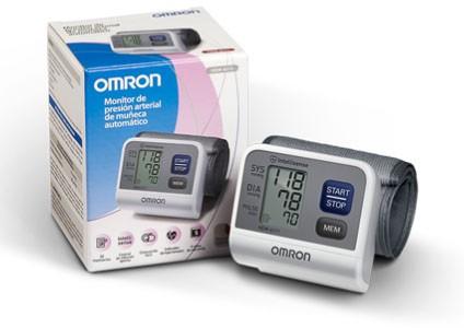 Medidor de Pressao Omron HEM-6111