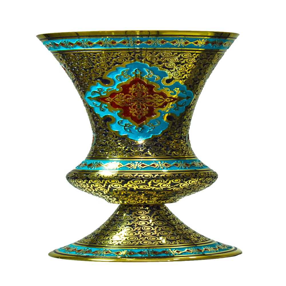Vaso Tek Art Sultan Azul