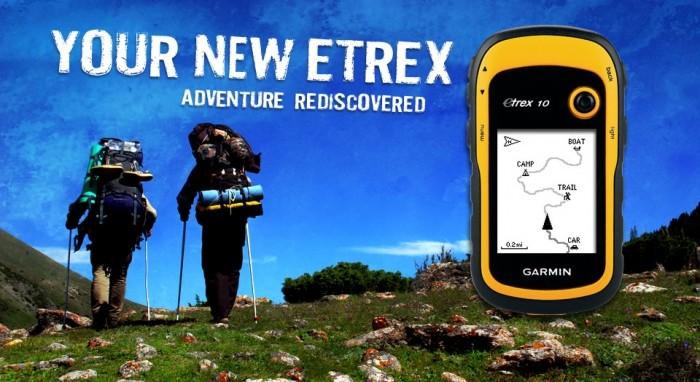GARMING GPS ETREX10 010-00970-00
