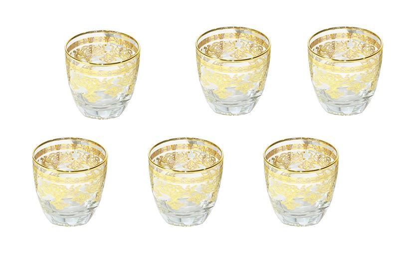 Conjunto Enesco E4 Para Whisky 6 Copos