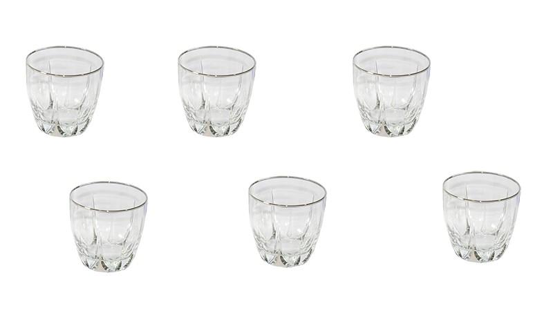 Conjunto Lemons Para Whisky 6 Copos