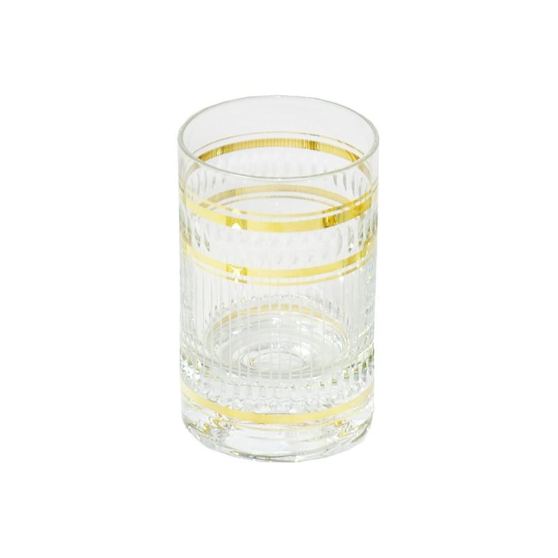Conjunto Canba Napoli Para Whisky 6 Copos