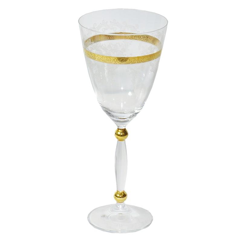Conjunto Canba Caprice Para Vinho 6 Taças