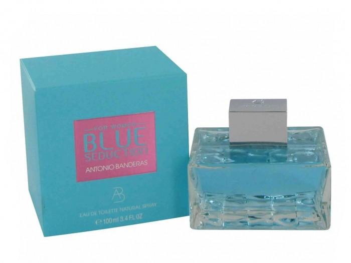 Perfume Antonio Bandeiras Blue Seduc Feminino 50Ml