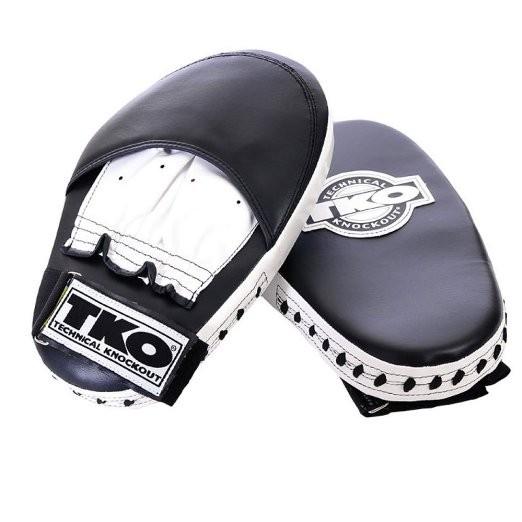 TKO Focus Pads - Black 542FP