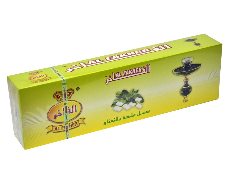 Arguile Tabaco Fakher Menta 50G