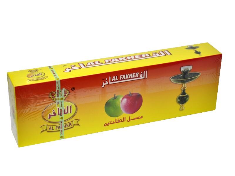Arguile Tabaco Fakher Maçã 50G