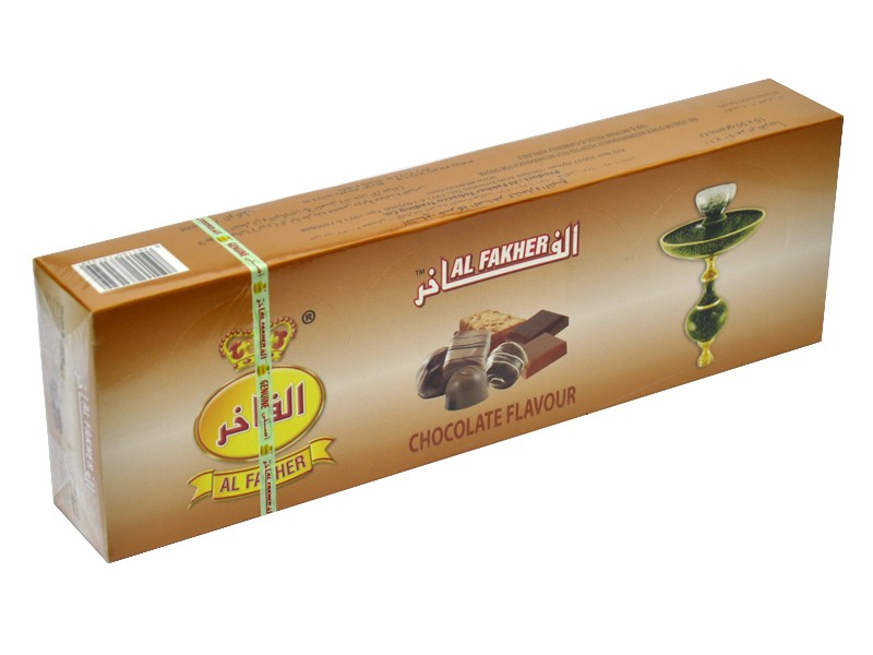 Arguile Tabaco Fakher Chocolate 50G