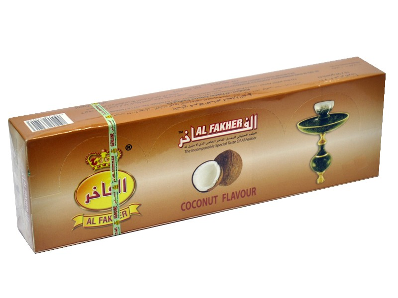 Arguile Tabaco Fakher Coco 50G