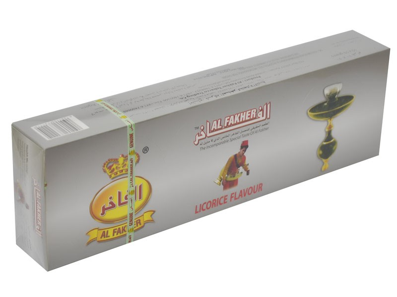 Arguile Tabaco Fakher Licor 50G