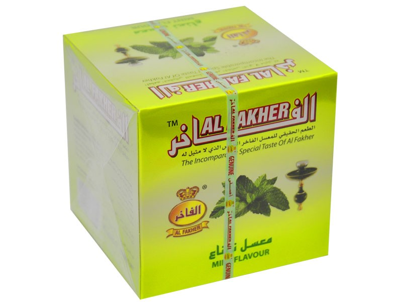 Arguile Tabaco Fakher Menta 250G