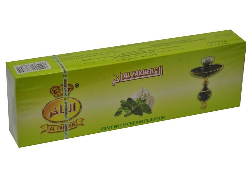 Arguile Tabaco Fakher Menta Cream 50G