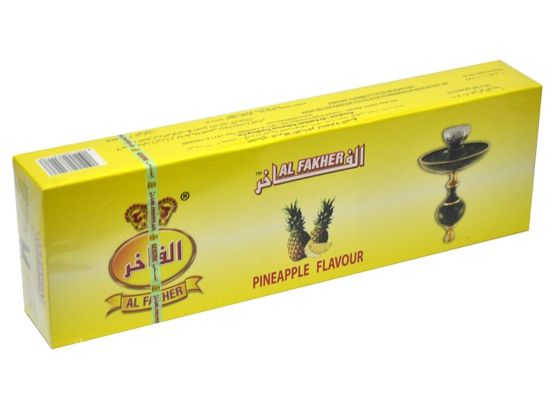 Arguile Tabaco Fakher Abacaxi 50G