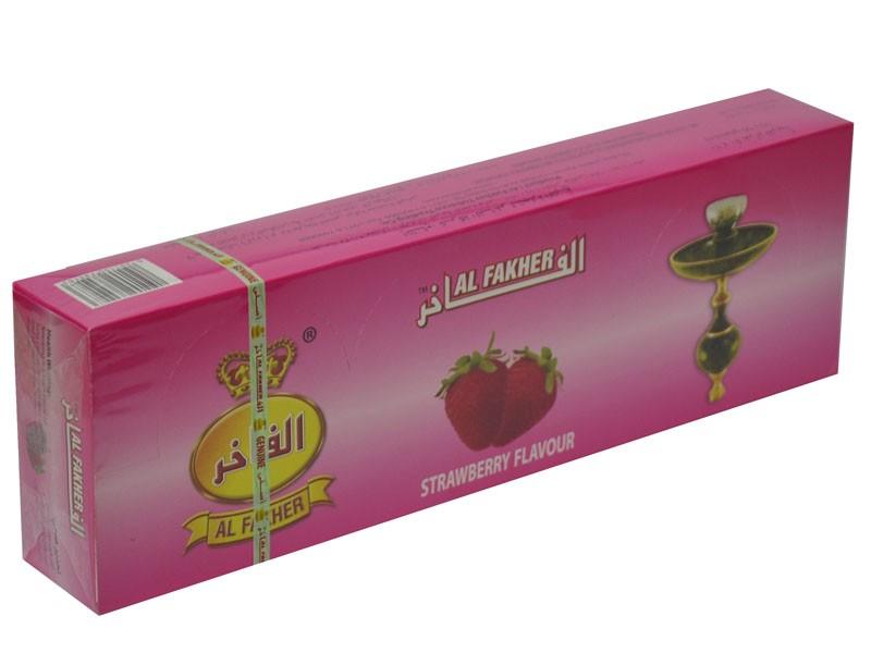 Arguile Tabaco Fakher Morango 50G Frez