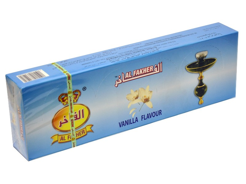 Arguile Tabaco Fakher Baunilha 50G