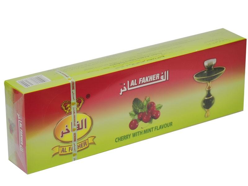 Arguile Tabaco Fakher Cereija e Menta   250G