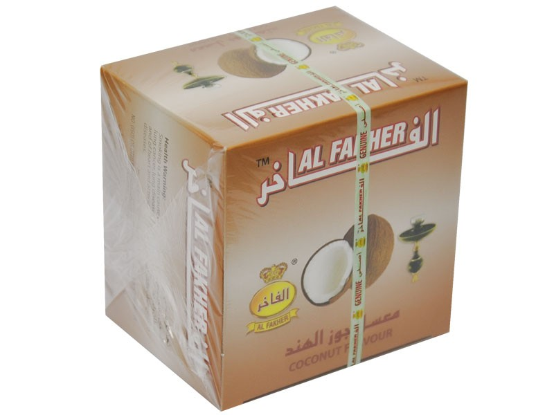Arguile Tabaco Fakher Coco  250G