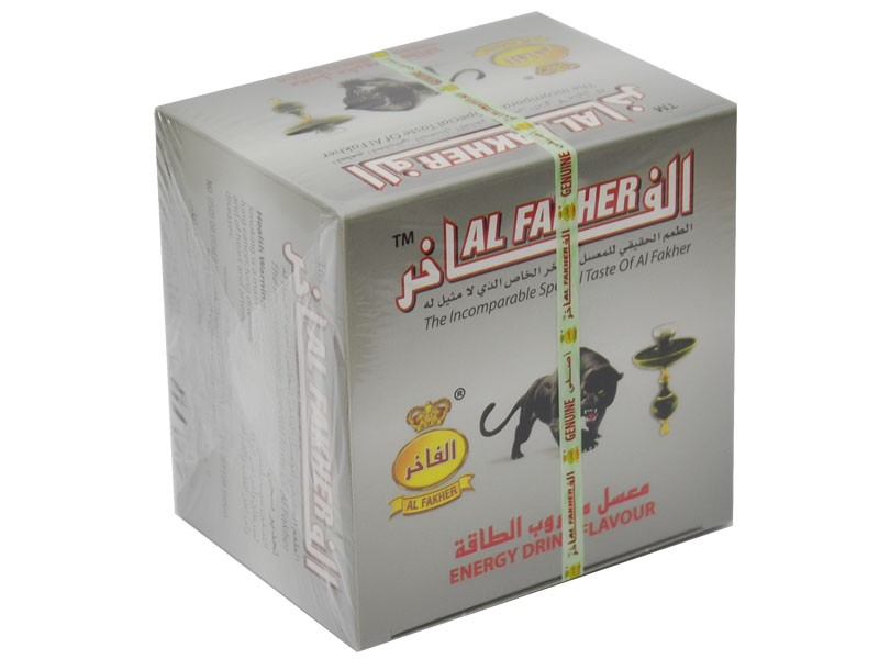 Arguile Tabaco Fakher Energy Drink  250G