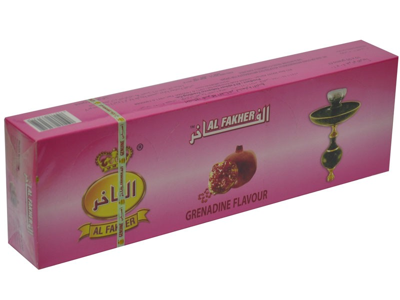 Arguile Tabaco Fakher Romã 250G