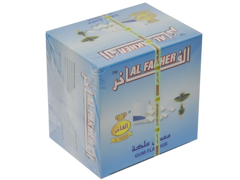 Arguile Tabaco Fakher Chicle 500G