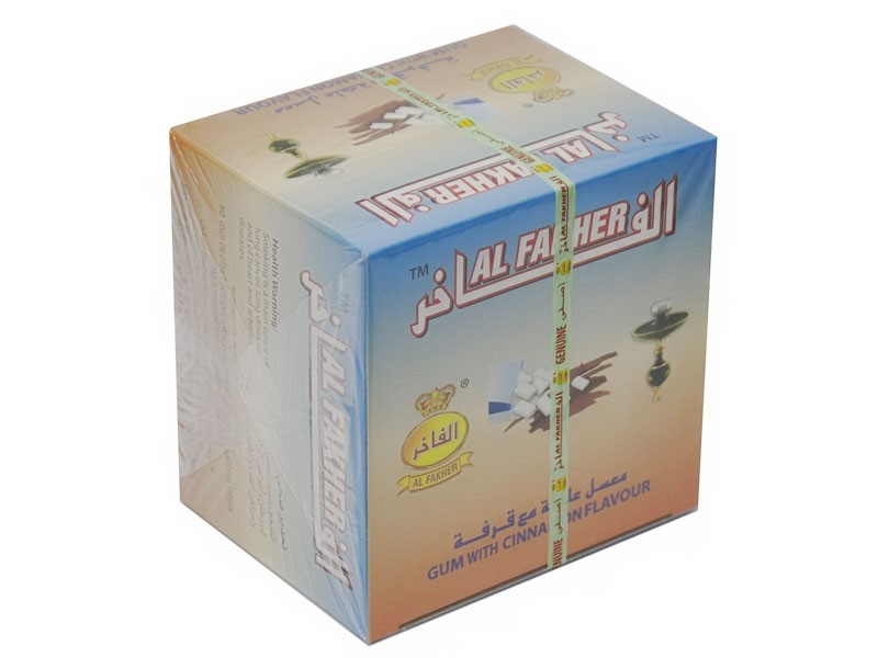 Arguile Tabaco Fakher Chicle e Cinamon 250G