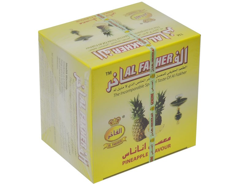Arguile Tabaco Fakher Abacaxi 250G