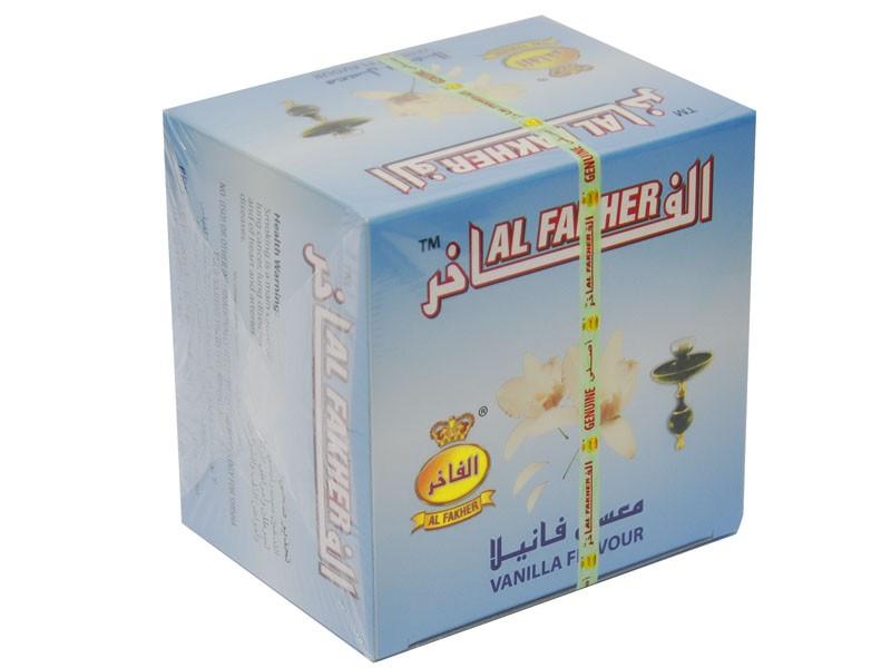 Arguile Tabaco Fakher Baunilha  250G