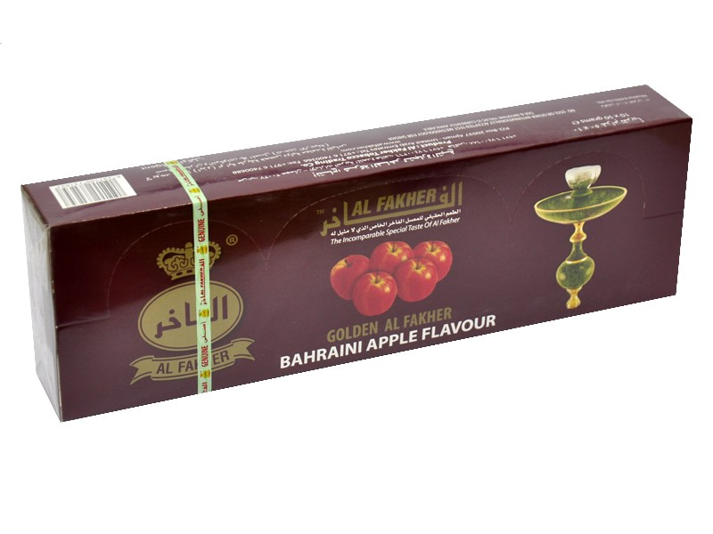 Arguile Tabaco Fakher Maça  500G