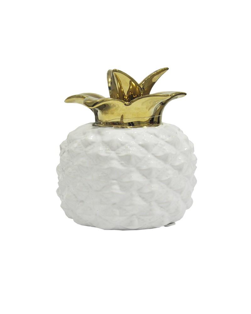 Abacaxi La Francesa em Ceramica