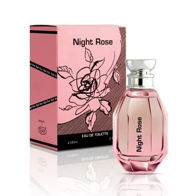 PERFUME COSMO NIGHT ROSE Femenino  100ML