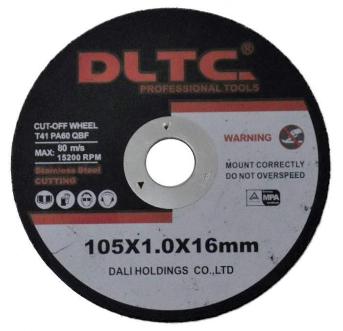 Disco para Metal DLTC A01002 105X1.2X16