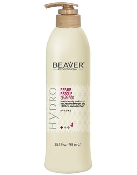 Shampoo Beaver Repair Rescue 768ml