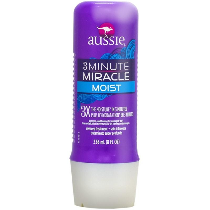 Mascara Aussie Moist 3 min 236 ml