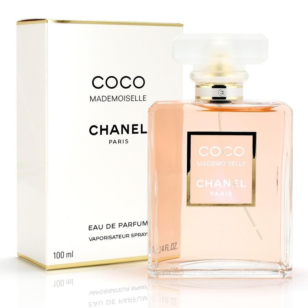 Perfume Chanel Coco Mademoiselle EDP 100ML