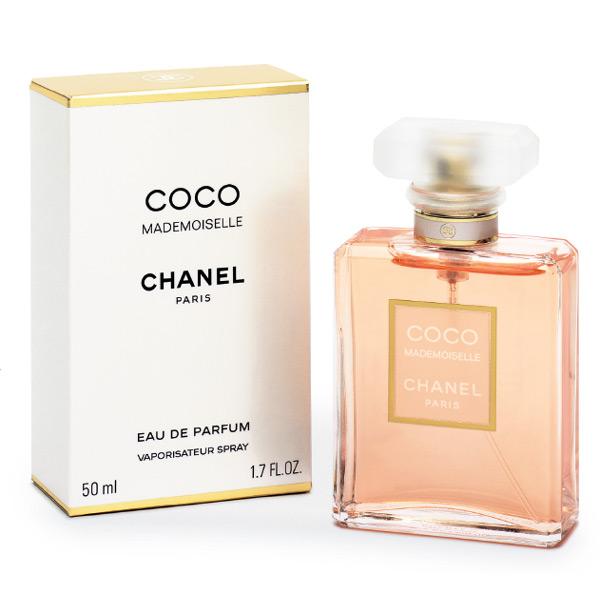 Perfume Chanel Coco Mademoiselle EDP 50ML