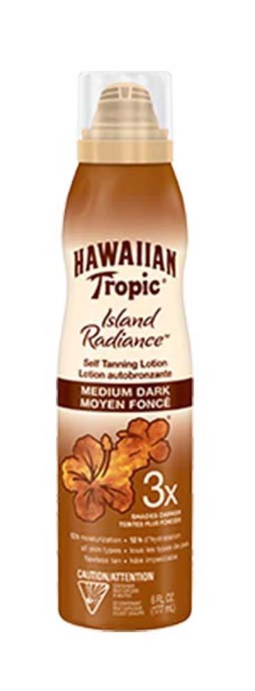 Bronzeador Hawaian TRopic Island Dark