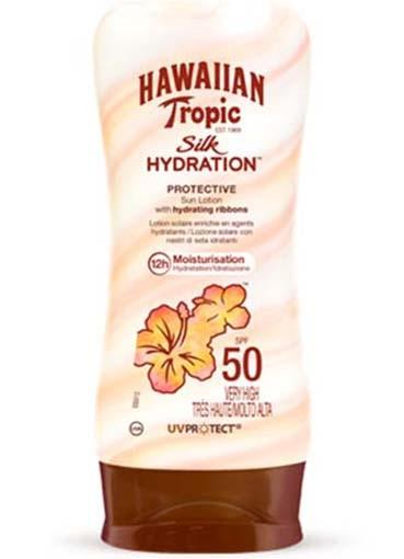 Bloqueador Hawaian Silk spf50