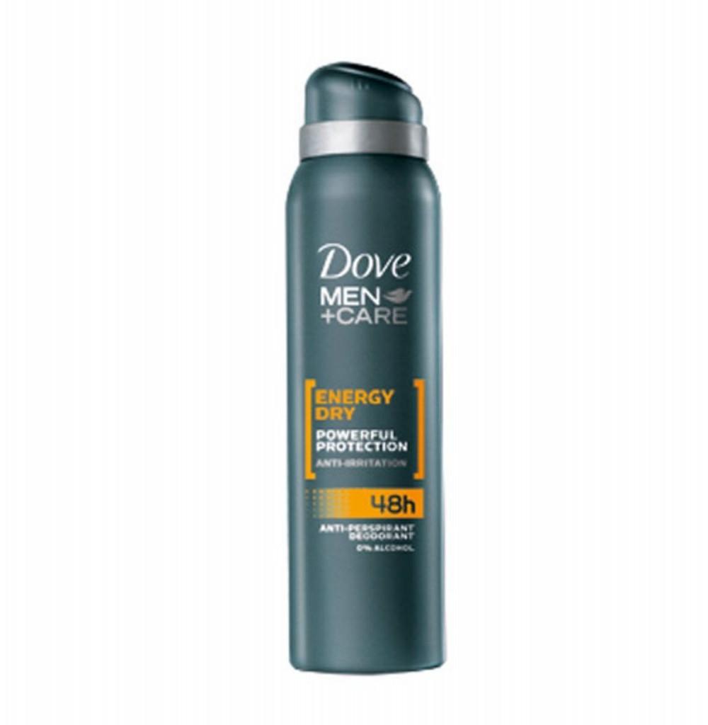 Desodorante Dove Energy Spice 150ml