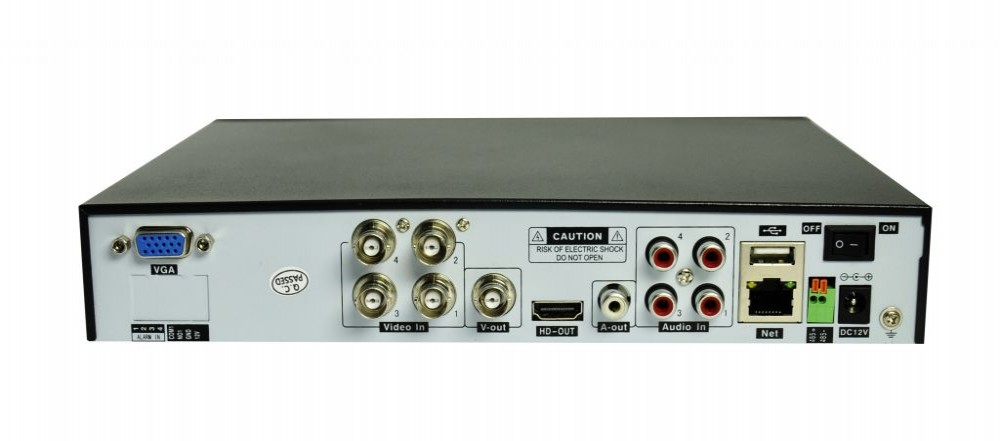 DVR Voyager AHD HDMI P2P VR-1504