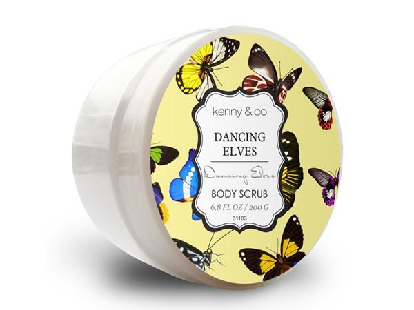 Body Scrub Dacing Elves 200g